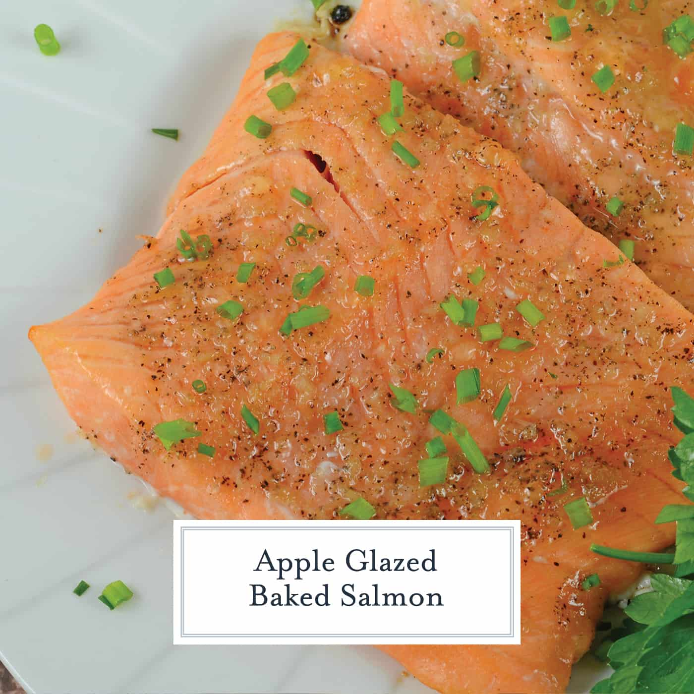 788ffe6fda7d Apple Roasted Salmon is one of my favorite healthy and quick dinners. This  recipe is