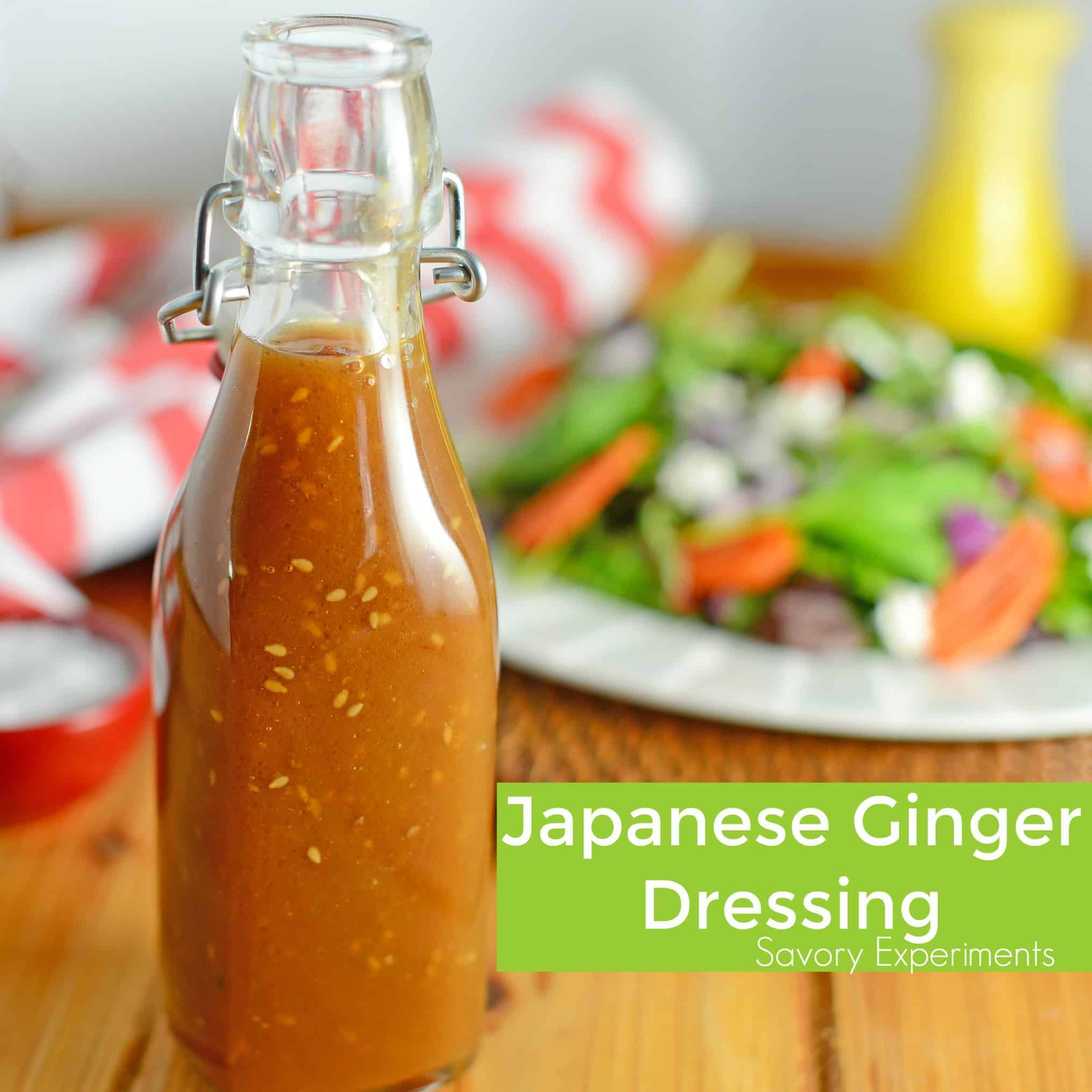 Where to buy japanese ginger dressing