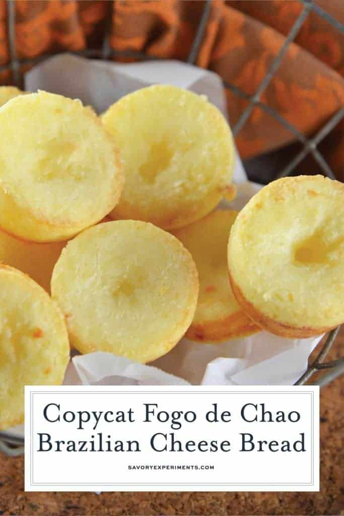 pao de queijo recipe for pinterest