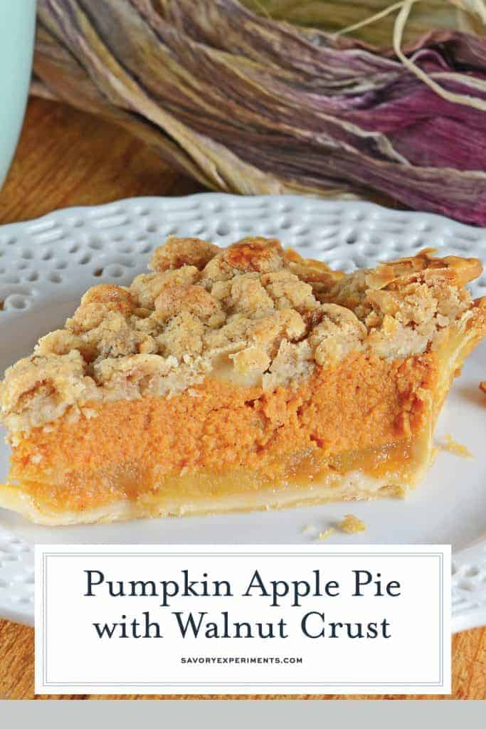 apple pumpkin pie for pinterest