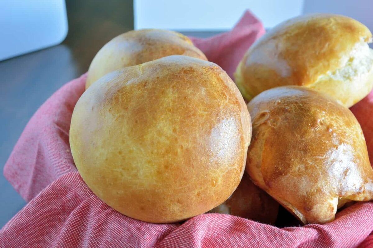 Buttery Brioche Rolls Recipe- buttery, pillowy, buttery, tender, buttery... did I say buttery, BRIOCHE! www.savoryexperiments.com