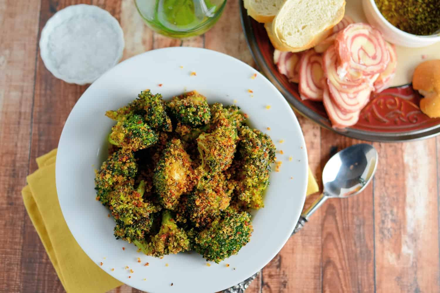 vegan broccoli recipes