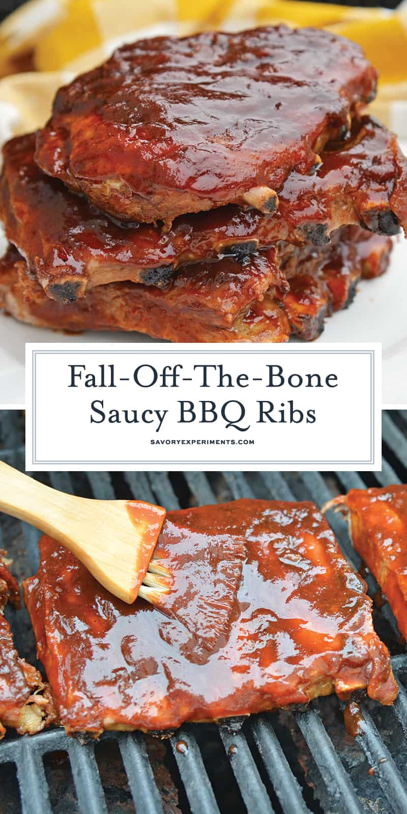 how to cook bbq ribs on the grill