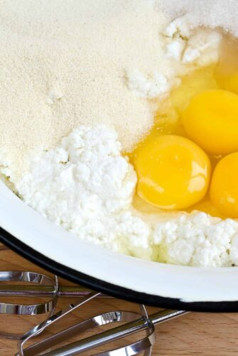 Are you using the right mixing bowl?