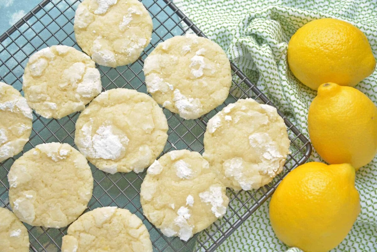 Lemon Cooler Cookies, also known as Sunshine Lemon Coolers, are a classic cookie recipe using fresh lemon and an easy cookie dough.#lemoncoolercookies #lemoncoolers #lemoncookies www.savoryexperiments.com
