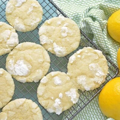 Lemon Cooler Cookies, also known as Sunshine Lemon Coolers, are a classic cookie recipe using fresh lemon and an easy cookie dough. #lemoncoolercookies #lemoncoolers #lemoncookies www.savoryexperiments.com