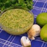 Cilantro Lime Dressing