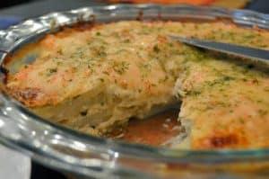 Herbed Potato Pie