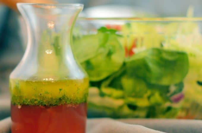Fresh Herb Vinaigrette
