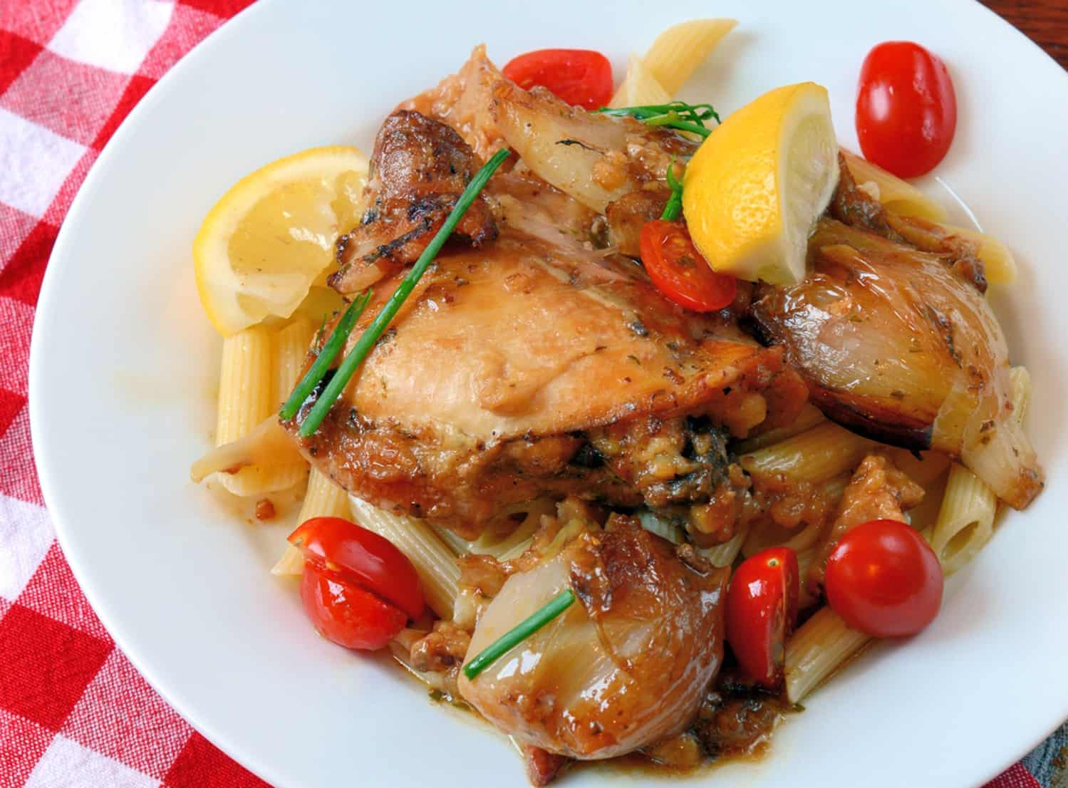 New york times chicken with shallots an easy chicken recipe chicken with shallots forumfinder Image collections
