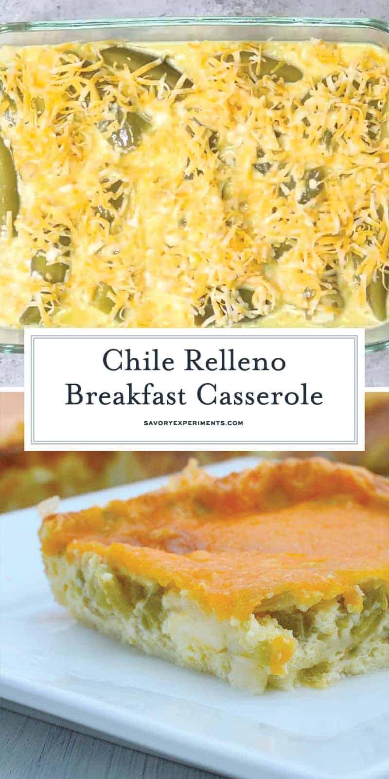 Chile Relleno Casserole on Pinterest