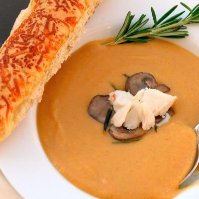 My Butternut Squash Soup recipe is the perfect way to celebrate the spoils of fall all year long. Served hot or chilled, your guests are in for a treat.#butternutsquashsoup #butternutsquash www.savoryexperiments.com