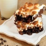 Give Me S'more Brownies