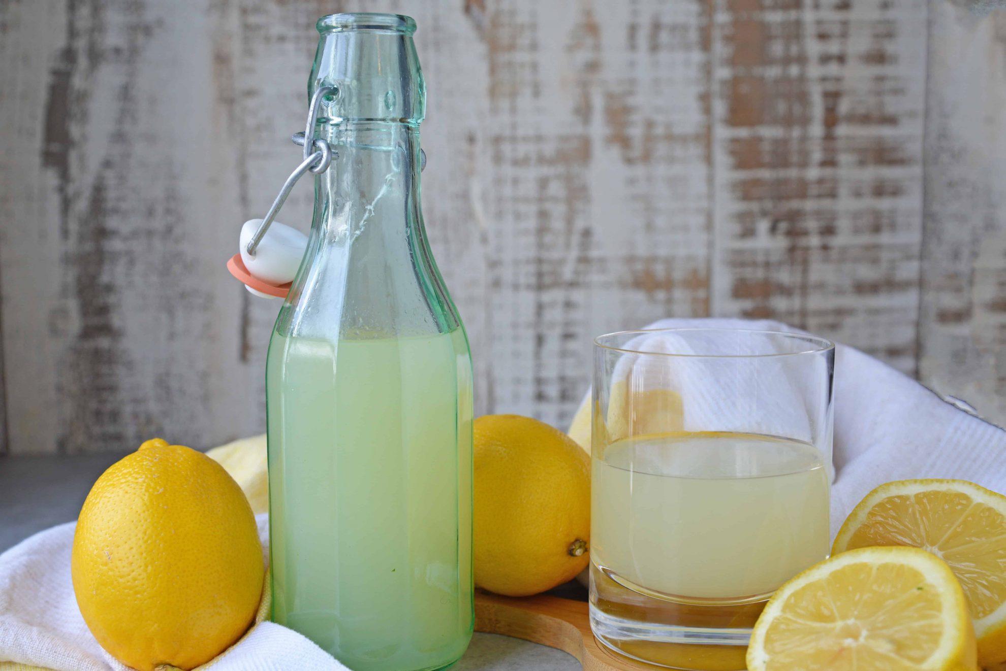 Limoncello liqueur at home: a recipe 79