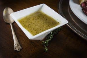 Dijon Lime Salad Dressing