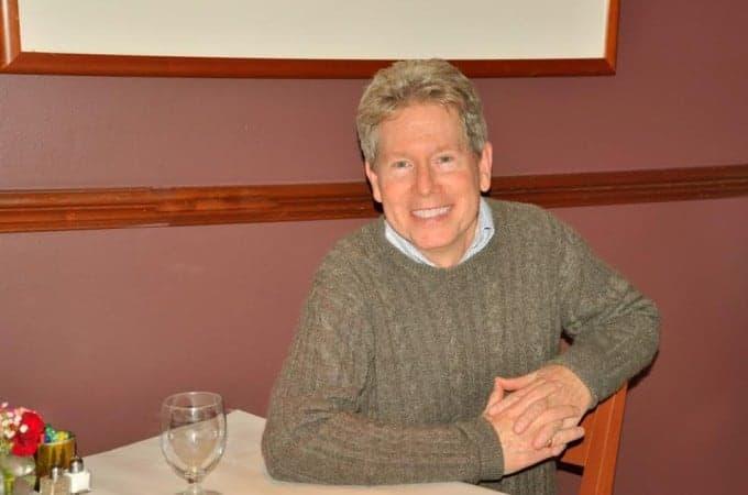 John  Shields of Gertrude's and Catholic Charities