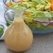 Roasted Jalapeno and Onion Dressing Recipe is a new way to jazz up your leafy greens or your favorite roasted or grilled vegetables. #jalapeno #saladdressing #caramelizedonion www.savoryexperiments.com
