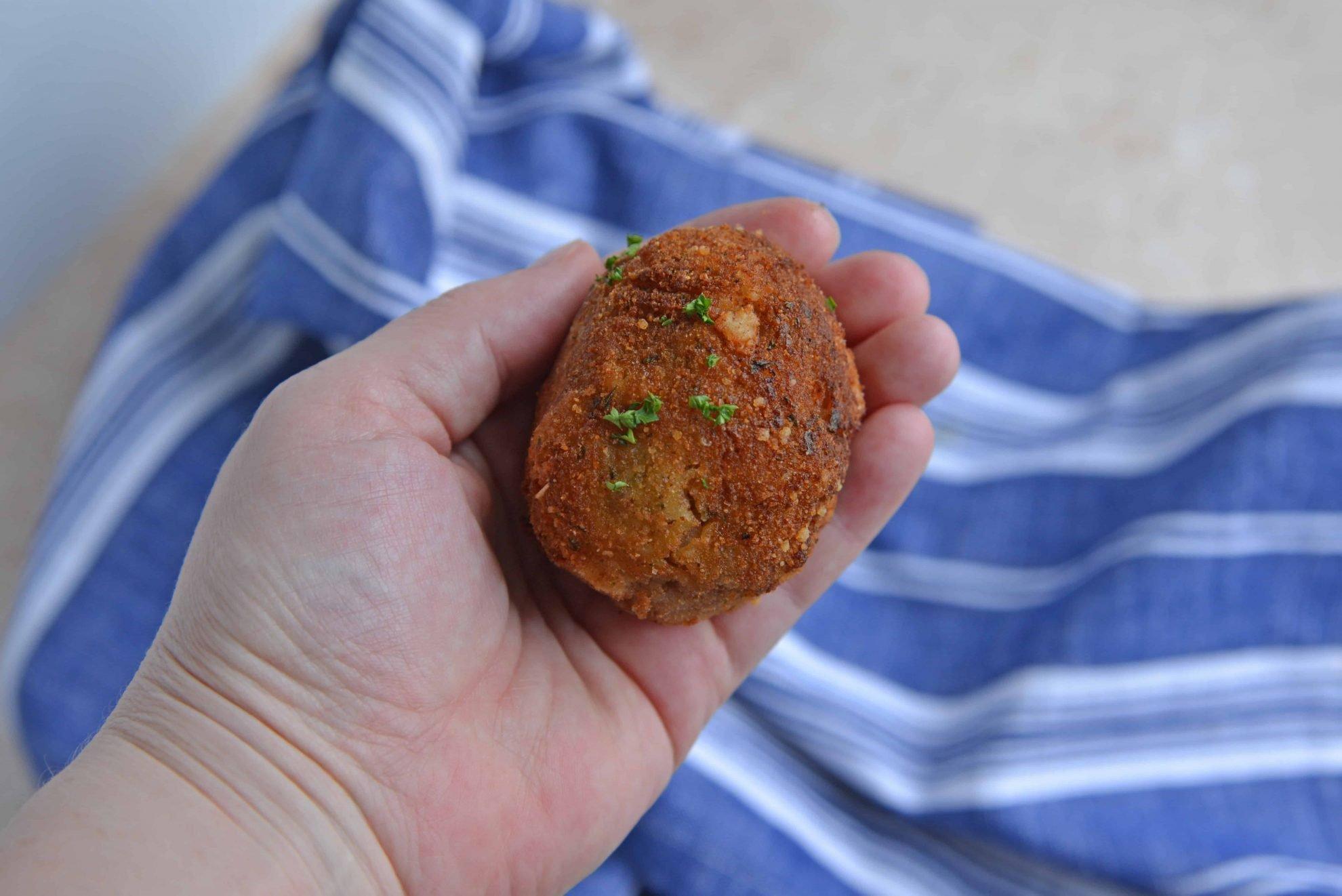 Fried Scotch Egg