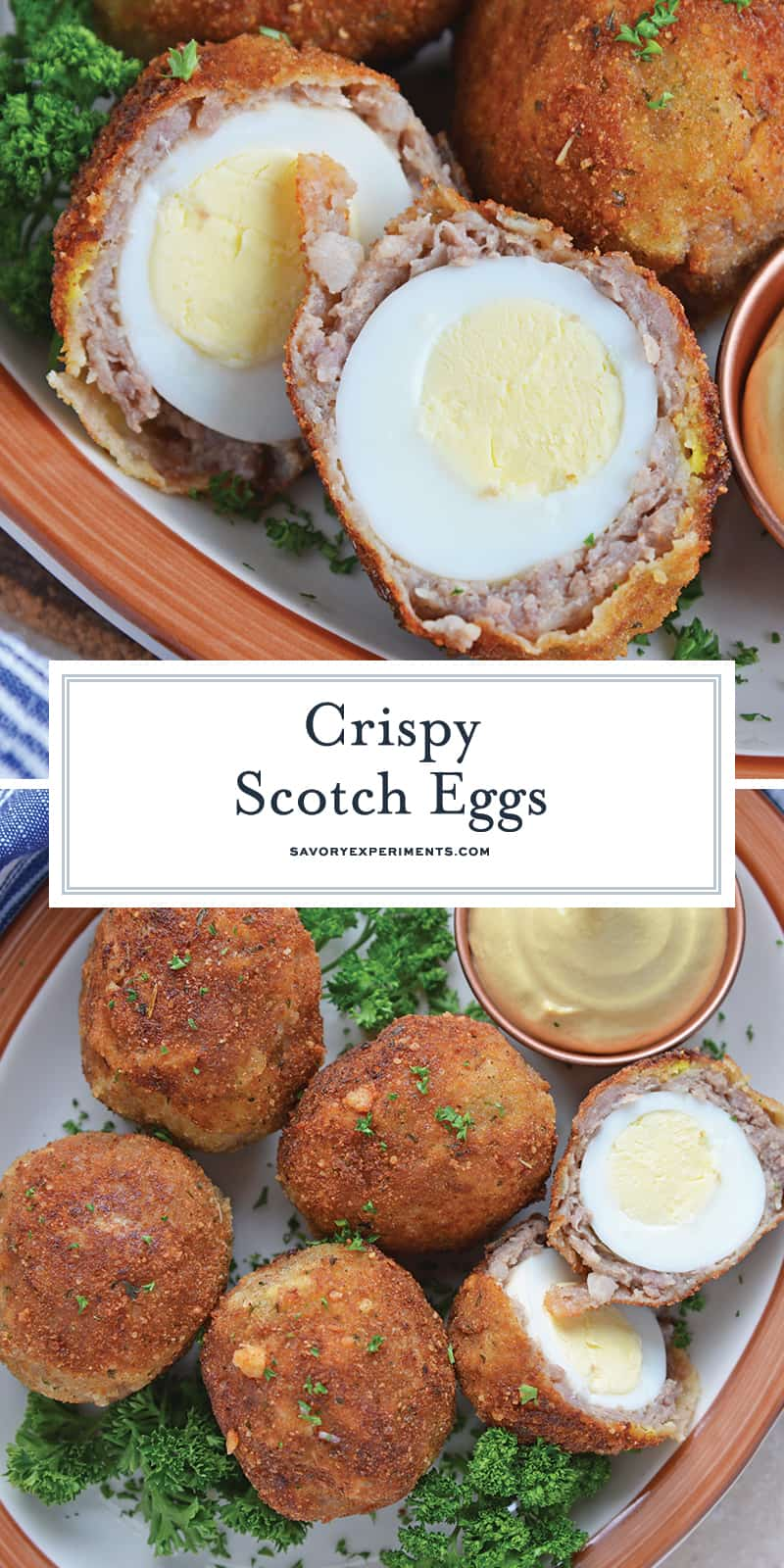 Scotch Eggs Recipe