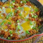 BBQ Pulled Pork Hash
