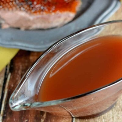Cumberland Sauce Recipe- Cumberland Sauce is classic fruit and vinegar based sauce that brightens goose, venison and duck.