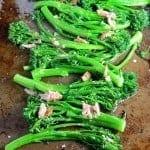 Red Wine Vinegar Broccolini