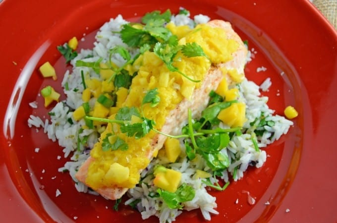 Easy, Healthy Dinner with Terra's Kitchen