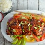Spicy Korean BBQ Chicken