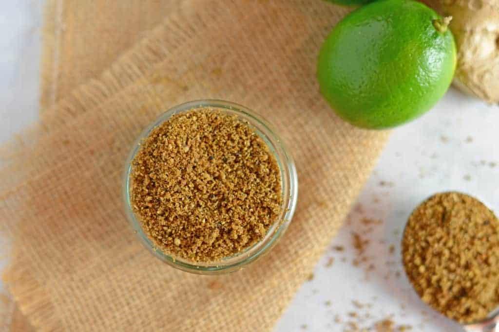 Thai Seasoning - a wonderful Thai spice blend make at home.