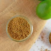 Thai Seasoning - a wonderful Thai spice blend make at home.