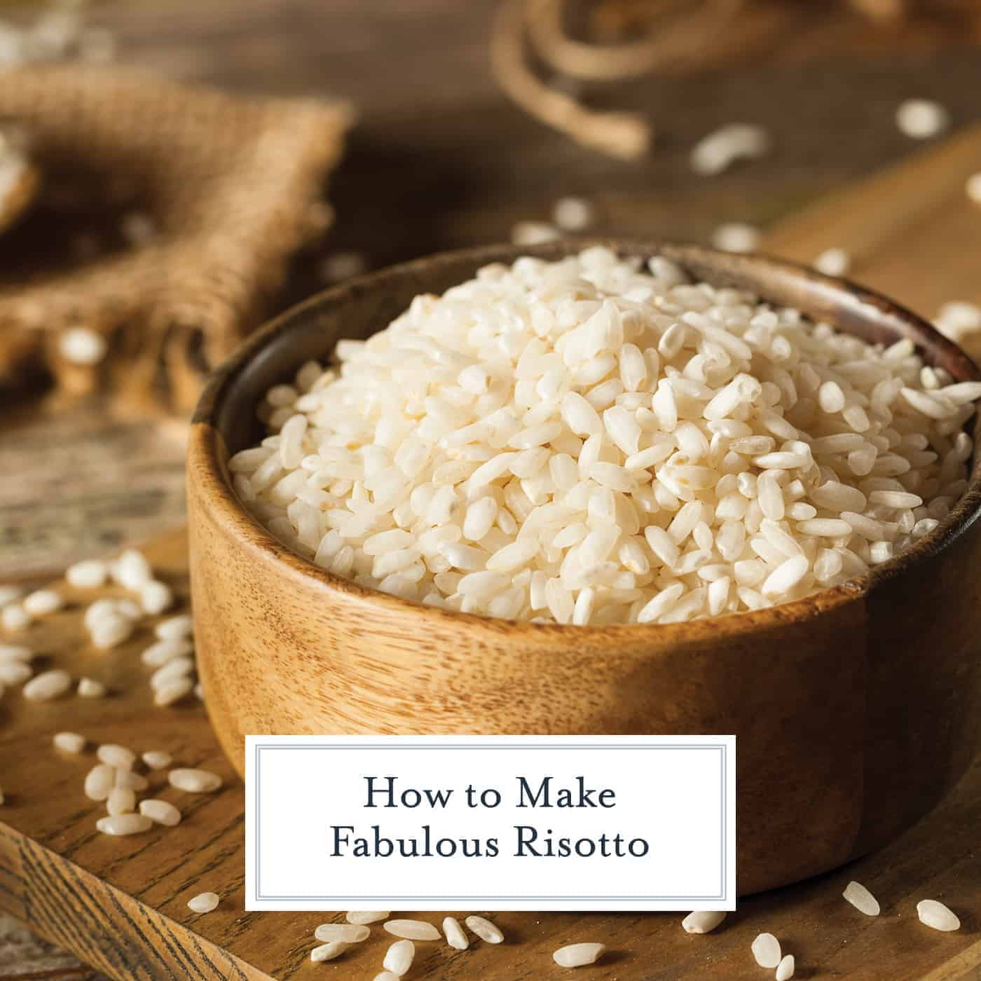 Risotto isn't just a restaurant dish. You can make any risotto recipe at home using these easy tips and tricks! Plus, six ways to make risotto! #howtomakerisotto #risottorecipes www.savoryexperiments.com