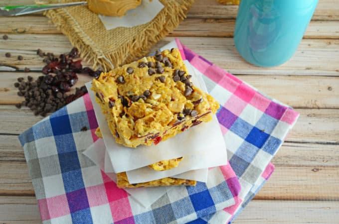 Corn Flake Breakfast Bars