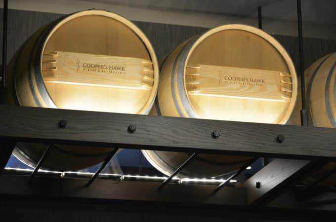 Visit Cooper's Hawk Winery and Restaurant for approachable wines and modern casual food. www.savoryexperiments.com