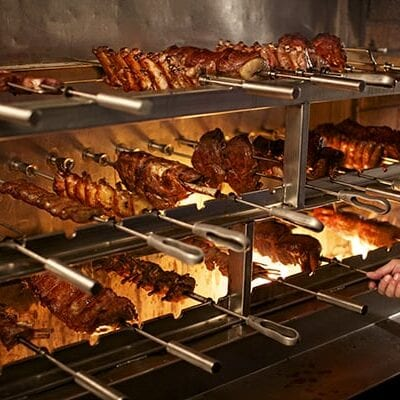 Fogo de Chão is more than just meat, it is an authentic Brazilian steak house experience! www.savoryexperiments.com