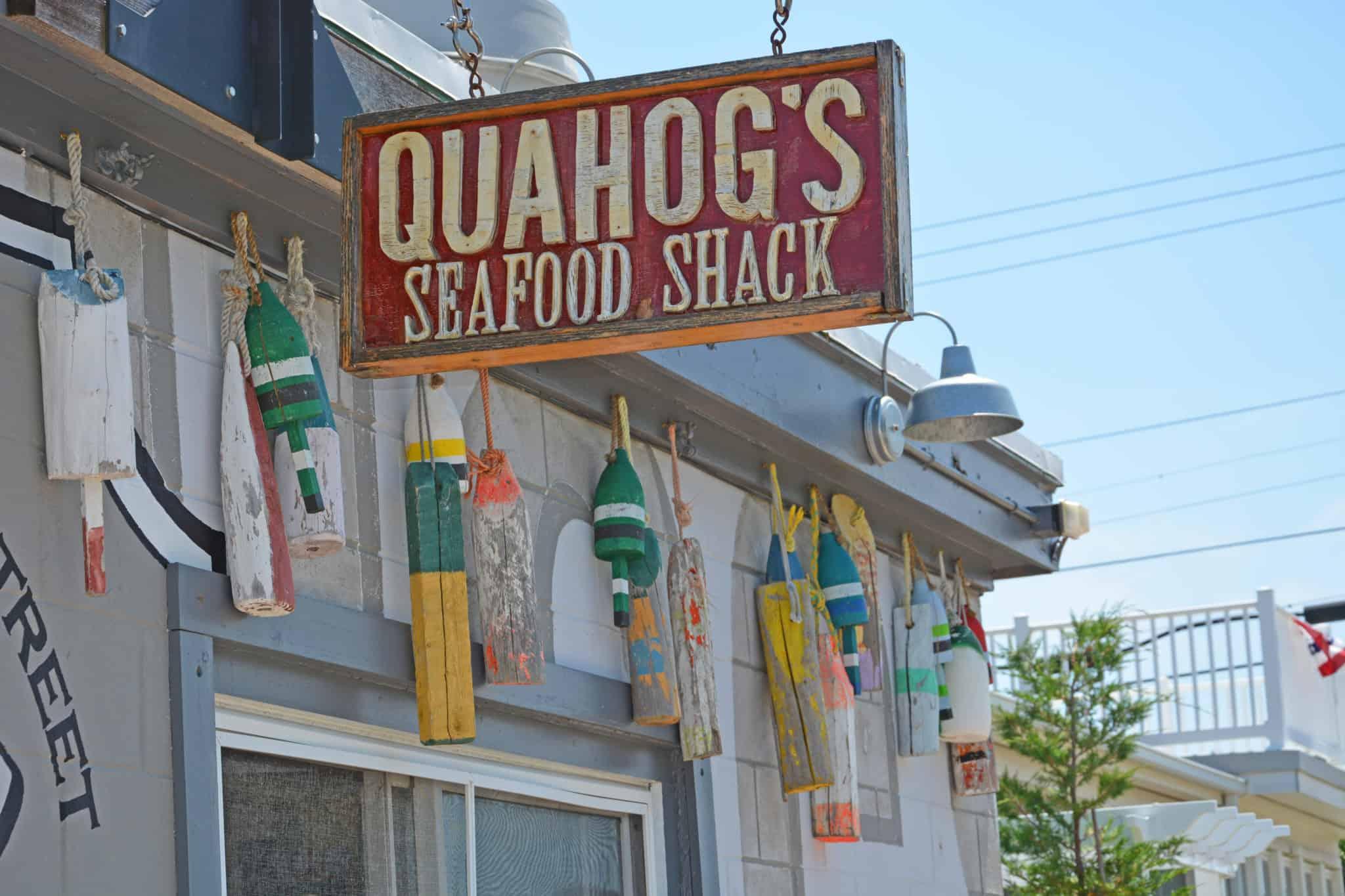 Quahog Seafood Shack
