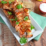 Grilled Shrimp- Thai Style
