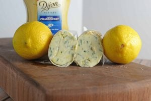 DIjon Lemon Butter