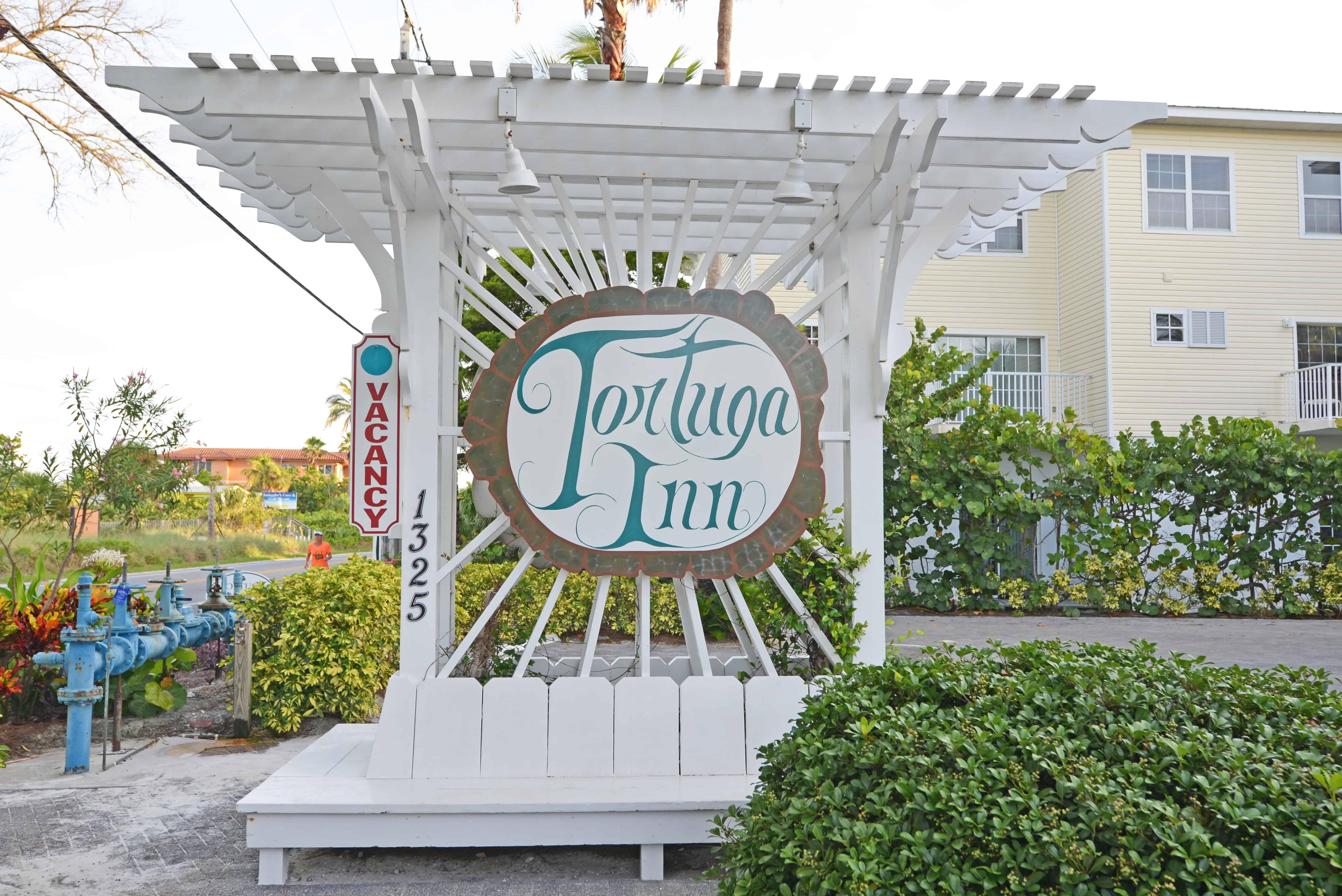 Tortuga Inn on Anna Maria Island