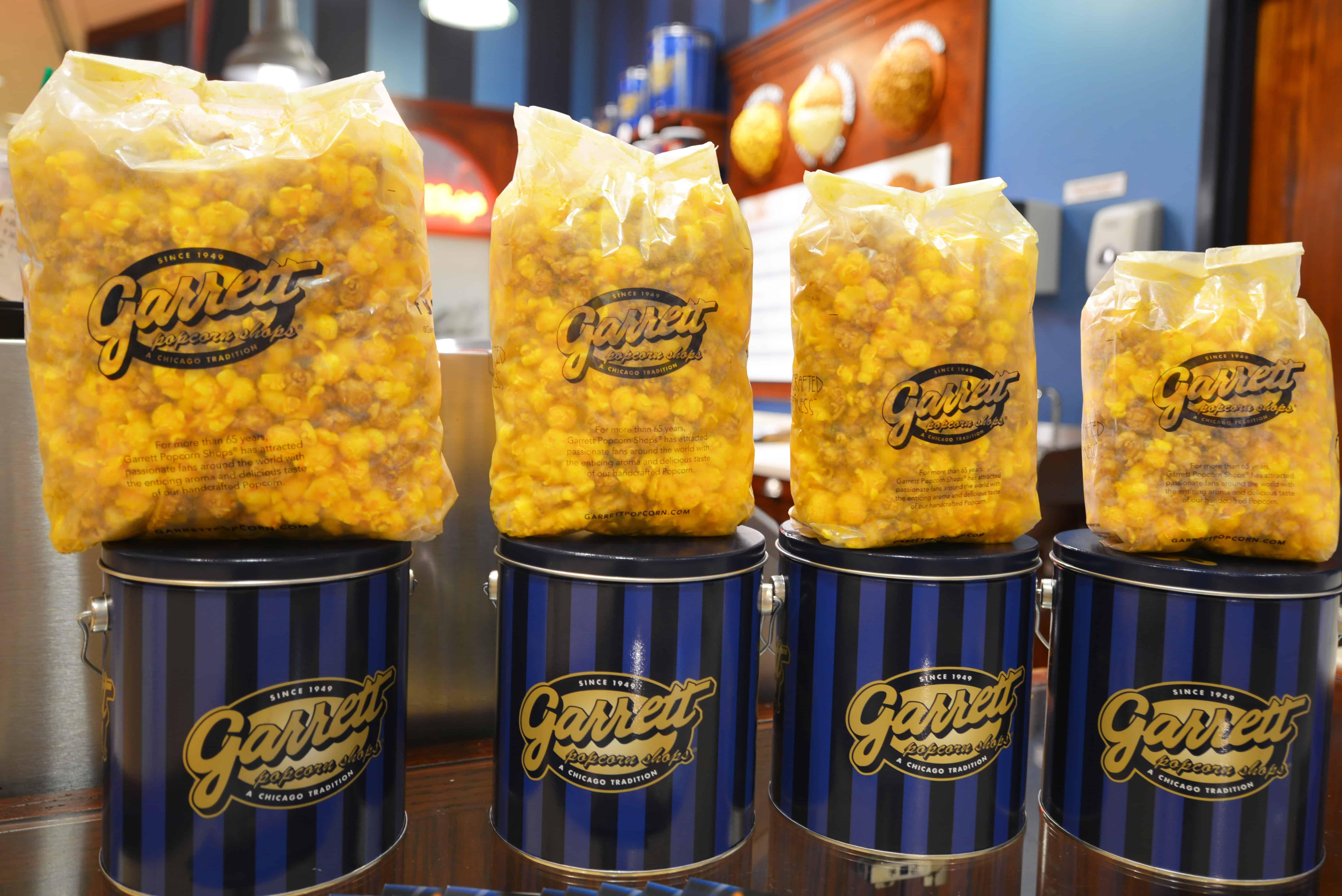 Garrett Gourmet Popcorn