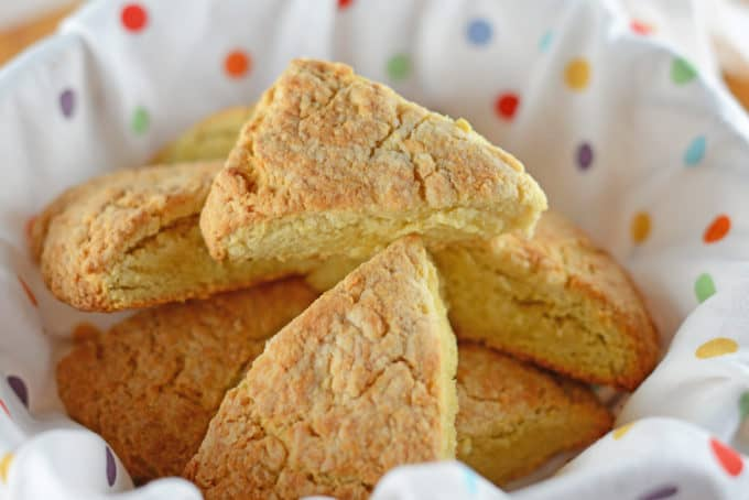 English Scones can be the perfect addition to any brunch or afternoon tea. They are simple to make and even tastier to eat!
