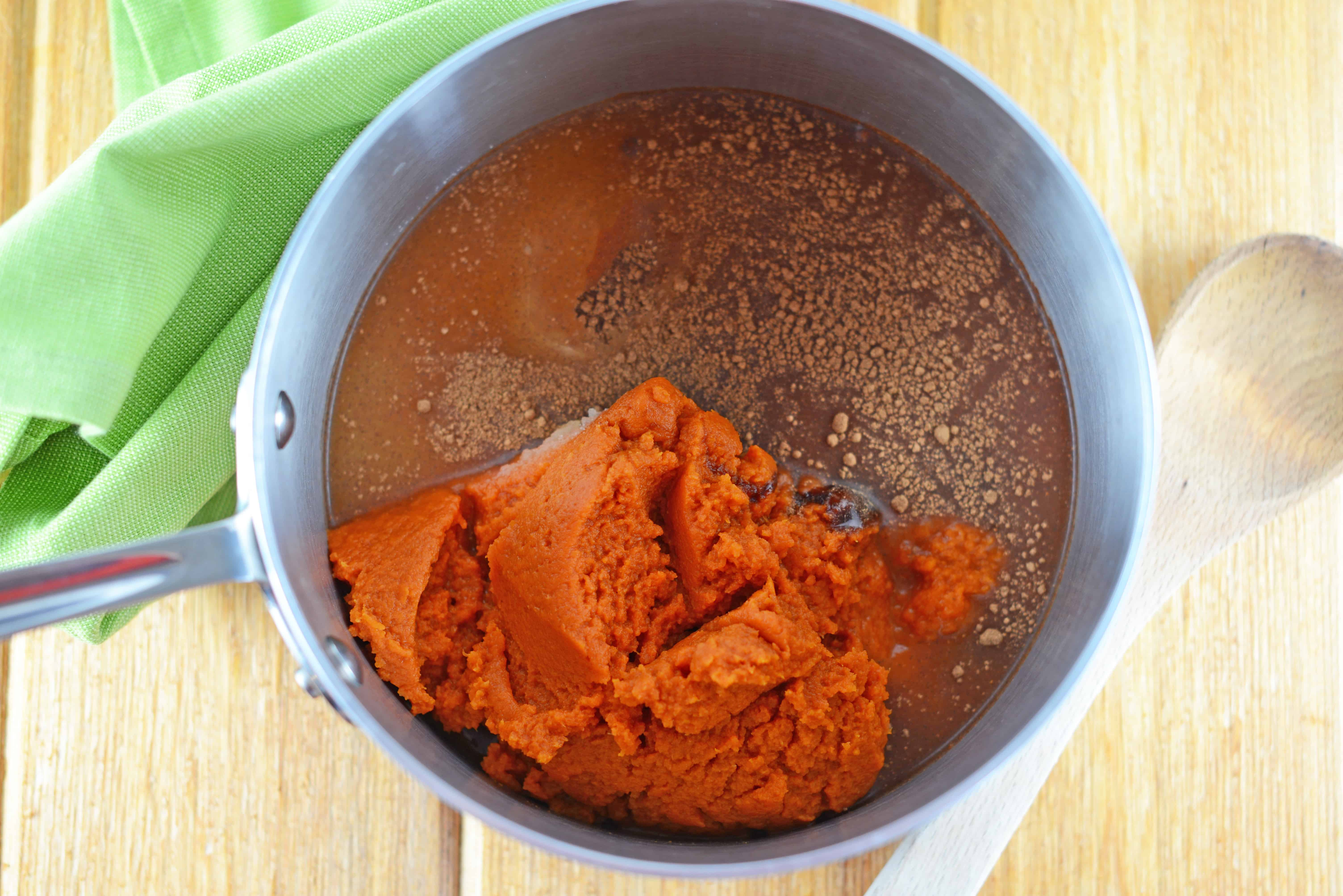 Pumpkin Butter is an easy spread that can be used on everything from pancakes to dinner rolls and everything between!