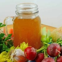Turkey Stock is the base to great gravy, sauce and stuffing. Make your own for robust flavor and maximum health benefits.