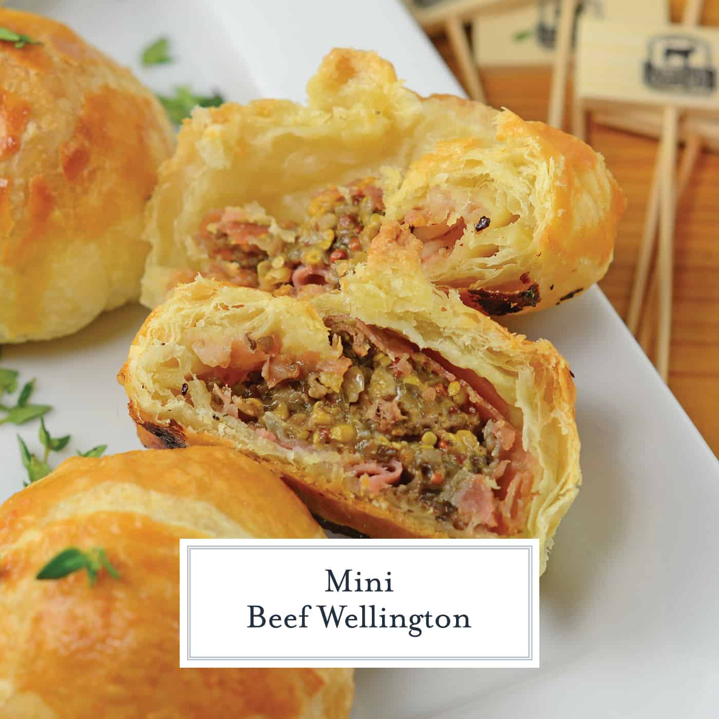 Mini Beef Wellington An Individual Beef Wellington For Everyone