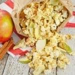 Apple Cinnamon Popcorn
