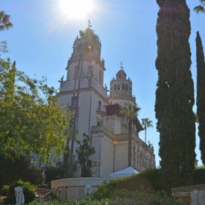 They don't call Hearst Castle a