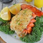 Stuffed Lobster Tails