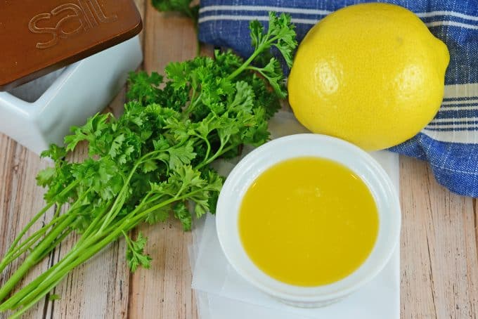 Have you ever wondered how to make clarified butter, also known as liquid gold in my house? The process is relatively easy and perfect for making sauces and gravies or to use on seafood.