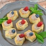 Chocolate Mousse Pastry Cups