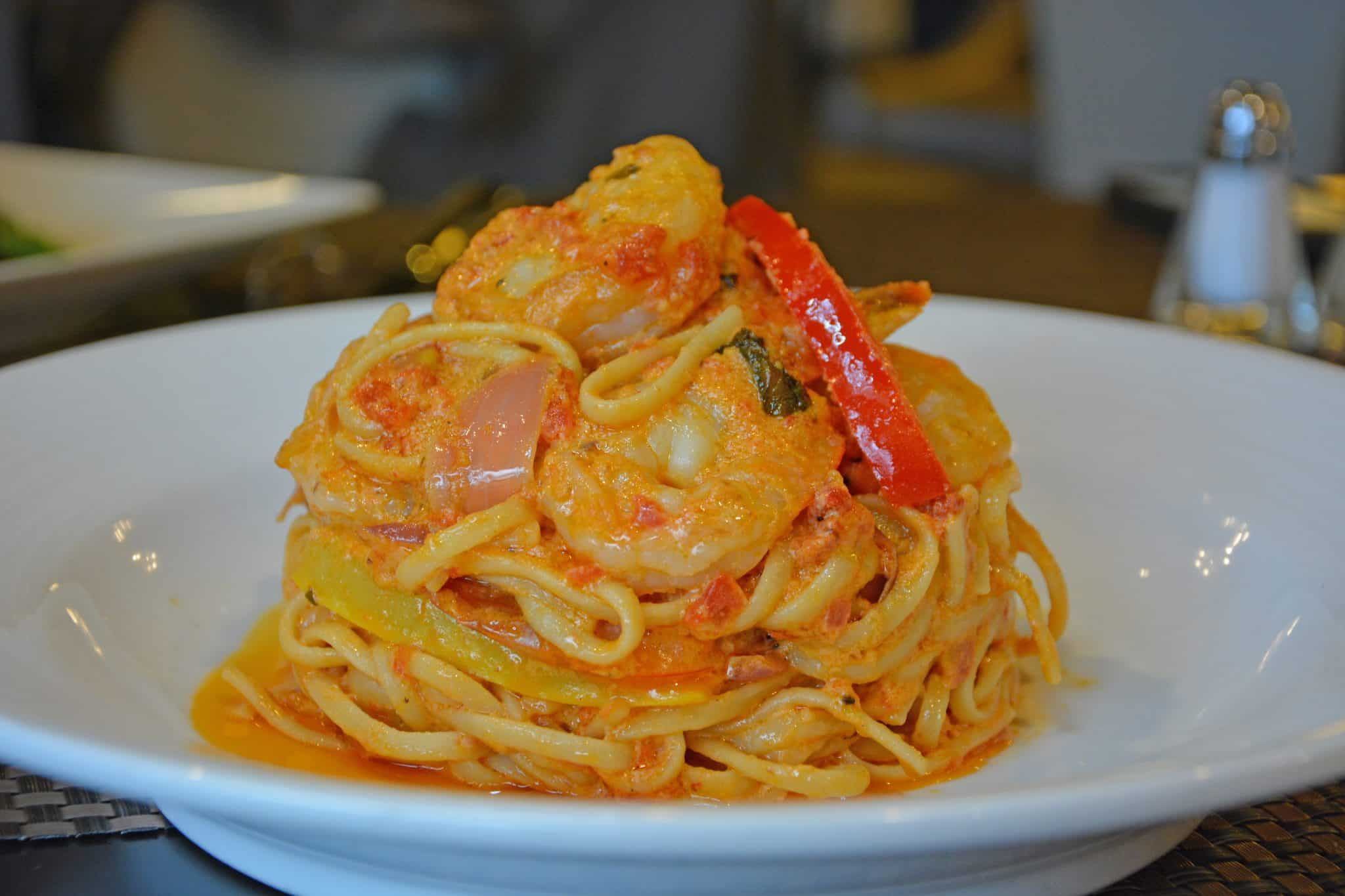 Linguine Shrimp