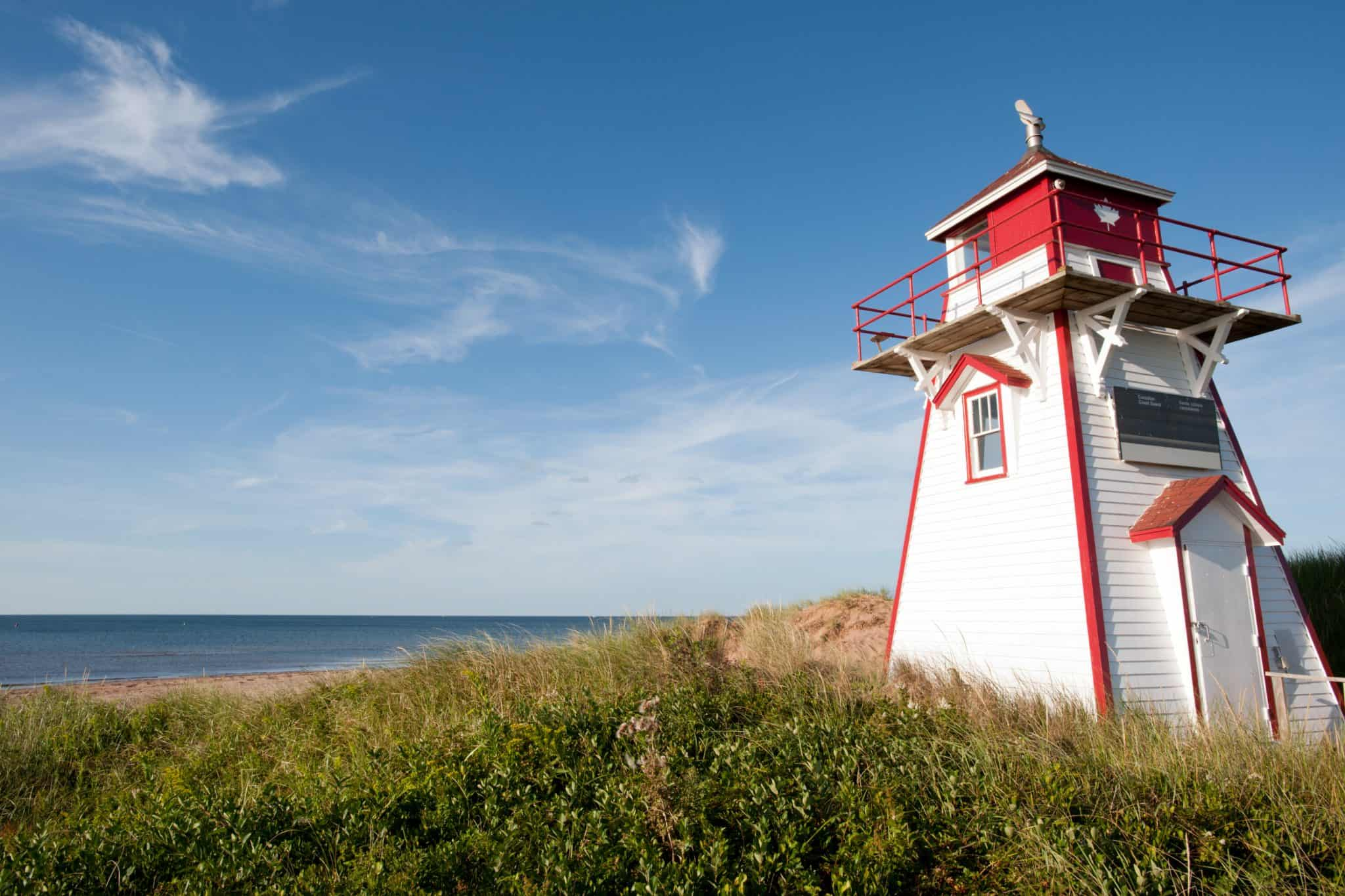 I'm so excited (and a little jealous) you are getting the chance to win this trip for 2 to Prince Edward Island! Please make sure you read through the official rules for the contest and good luck!